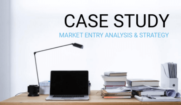 Market Entry Analysis & Strategy: B2B eCommerce