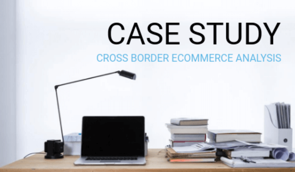 Global Cross Border eCommerce Analysis